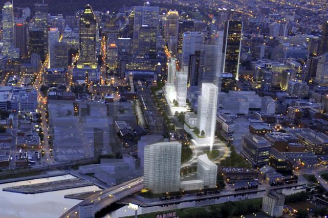 La Société du Havre de Montréal (SHM) a convaincu la Ville de Montréal de... (Photo fournie par la Société du Havre)
