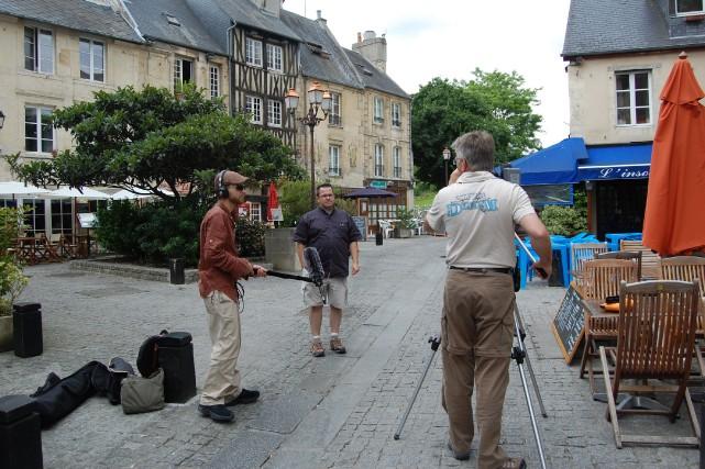 Le documentaire Sur les traces de Laviolette a...