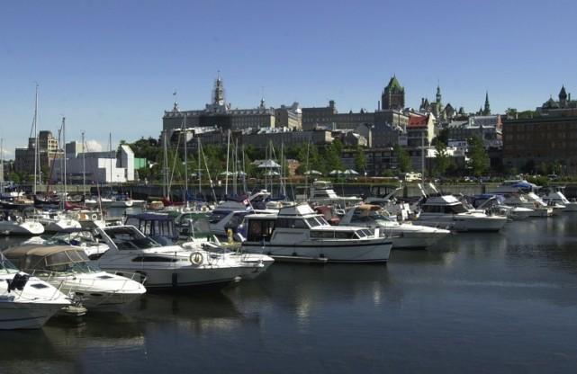 Qu bec est une belle ville son port peut en devenir le for Porte vue carrefour