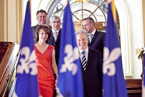 Ils ont fait toutes les gaffes imaginables. Bien des ministres du gouvernement... (Photo: Le Soleil)