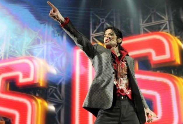 Michael Jackson en répétition le 23 juin, soit... (AFP)