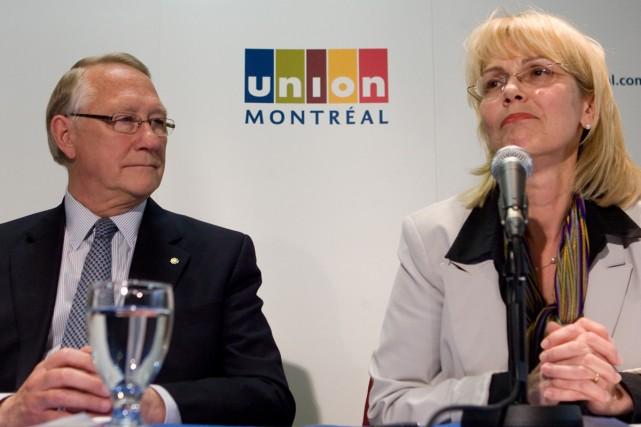 La mairesse du Plateau-Mont-Royal, Helen Fotopoulos, a contesté... (Archives La Presse)