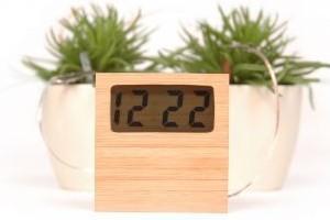 Une designer néerlandaise a développé une horloge qui fonctionne grâce aux... (Photo: AFP)