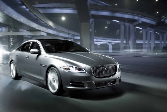 Jaguar XJ 2010.... (Photo Jaguar)