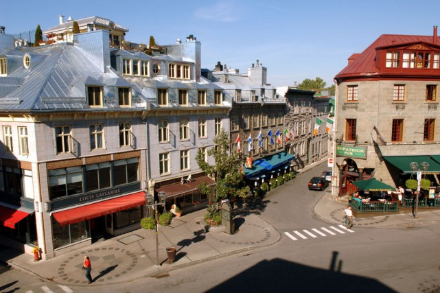 Québec occupe une place de plus en plus enviable dans le coeur et les souvenirs... (Photo: Patrice Laroche, Le Soleil)