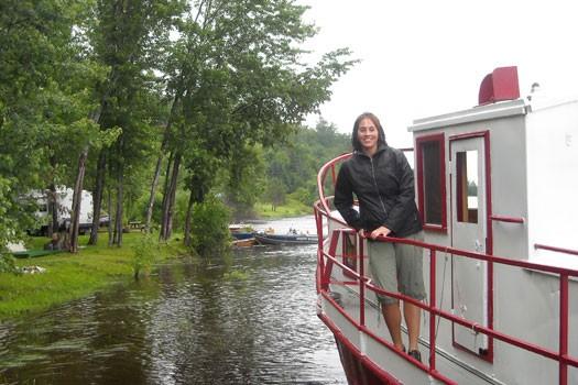 Des excursions sur la gatineau pour attirer les touristes for Haute zone gatineau