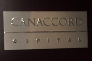 Canaccord Financial (T.CF) a indiqué mardi avoir engrangé des... (Photo archives La Presse)