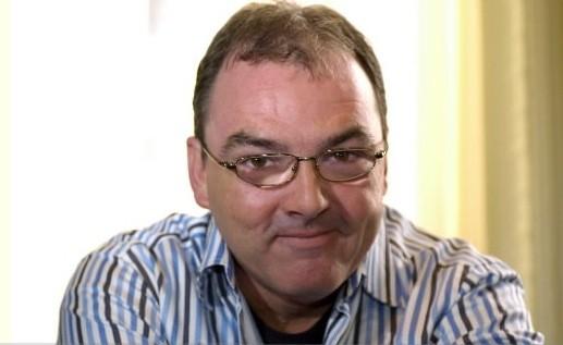 Gildor Roy défend la «bande dessinée» Chroniques de... (Photothèque La Presse)