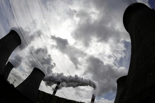 Un quart des 100 plus grandes sociétés cotées... (Photo Reuters)