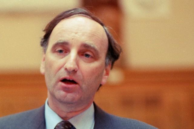 Pierre Lampron, ex-président de la SODEC.... (Photo: Archives La Presse)