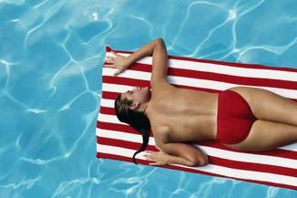 Le monokini serait-il passé de mode en France, le pays qui l'a mis au monde? (Photo: Photothèque La Presse)