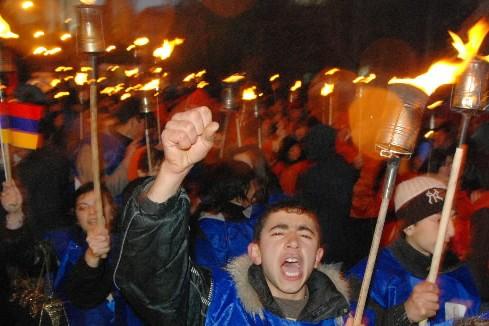 rencontres entre armeniens