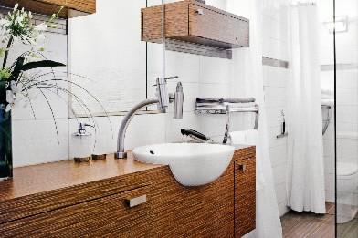 Chantier salles de bain lise fournier design for Revue salle de bain