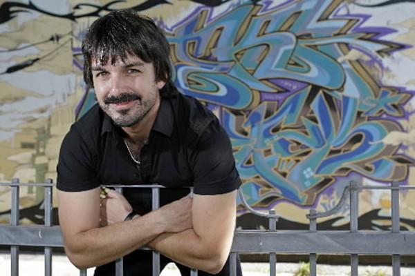 Après «L'Homme qui me ressemble» sorti il y a trois ans, Damien Robitaille... (Photo: Robert Mailloux, La Presse)