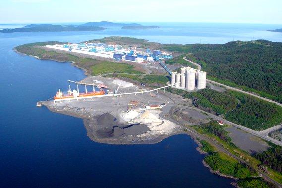 Le port de Sept-Îles... (Photothèque Le Soleil)