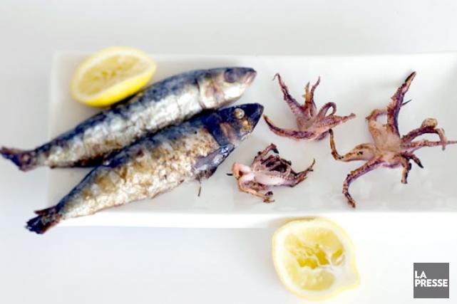 Parmi les aliments qui regorgent de vitamine D,... (Photothèque Le Soleil)