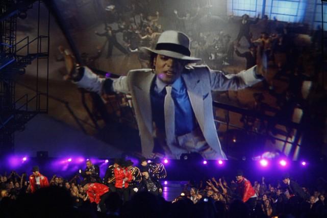La soirée des MTV Video Music Awards est connue pour les moments de folie... (Photo: AP)