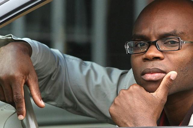 Edem Awumey... (Photo: Michel Lafleur, Le Droit)