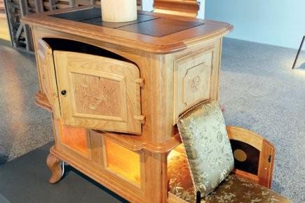 des meubles l 39 humour d capant lise fournier design. Black Bedroom Furniture Sets. Home Design Ideas