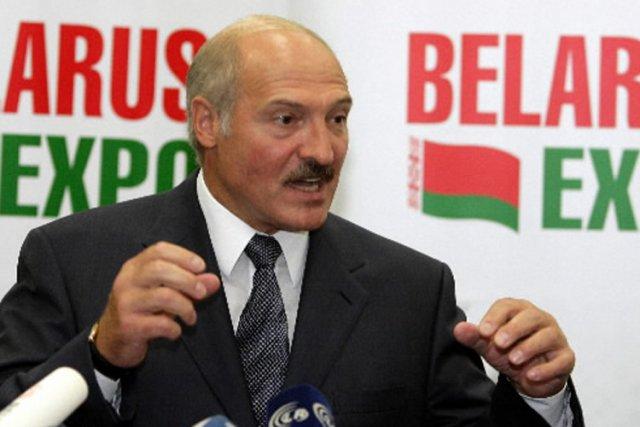 Le président biélorusse, Alexandre Loukachenko.... (Photo: AFP)