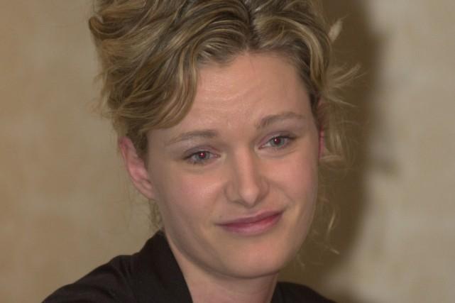 Nelly Arcan délaisse l'autofiction dans son troisième roman,... (Photo: Alain Roberge, La Presse)