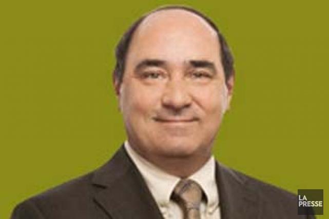 Richard Bélanger, maire de l'arrondissement de L'Île-Bizard-Sainte-Geneviève.... (Photo fournie par Union Montréal)