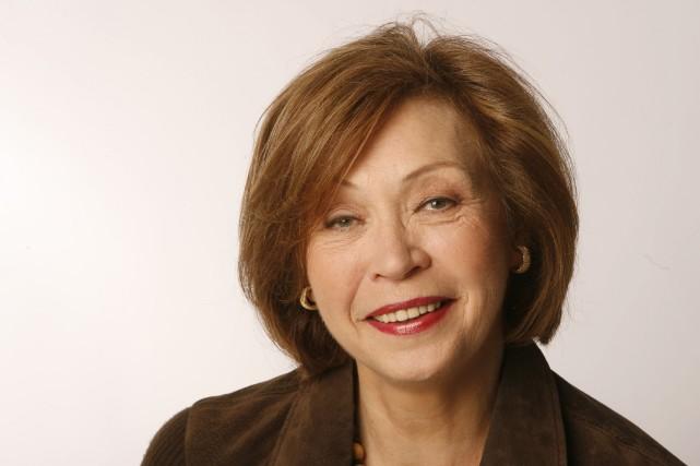 Carmen Bourassa, productrice et conceptrice de nombreuses émissions... (Photo: La Presse)