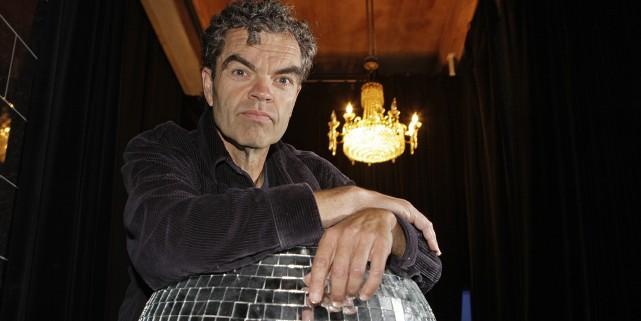 Le chanteur Bori.... (Photo Robert Mailloux, La Presse)