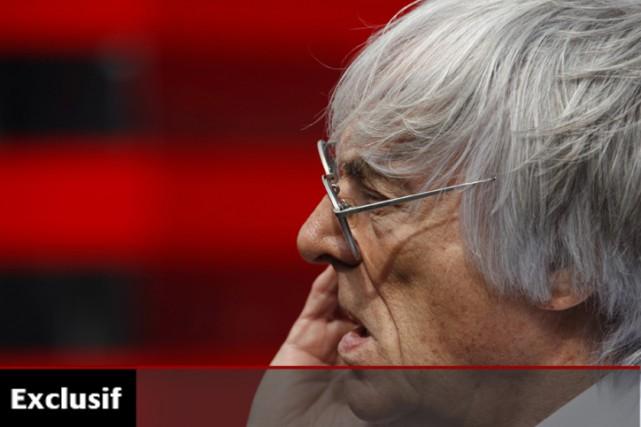 M. Ecclestone exige que Revenu Canada précise par... (Photo: Reuters)