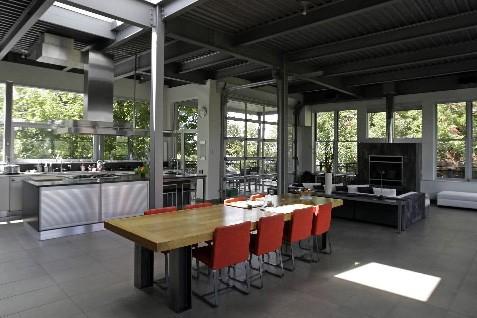 comme une maison dans les arbres marie france l ger maisons. Black Bedroom Furniture Sets. Home Design Ideas