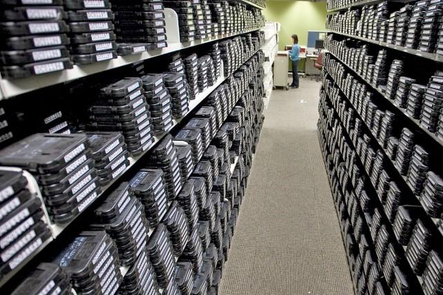 En avril, la Grande Bibliothèque aura cinq ans. S'il y avait des sceptiques au... (Photo: Ivanoh Demers, La Presse)