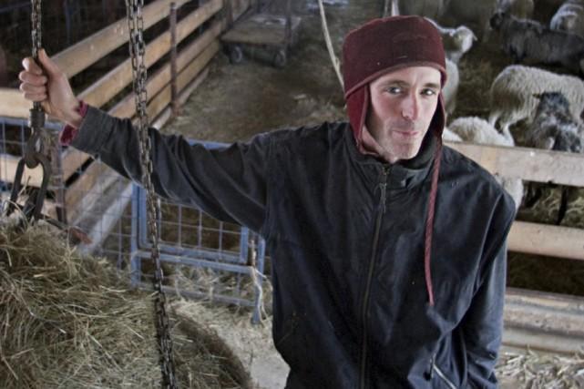 Michael David Smith, un ancien directeur chez Softimage... (Photo:Ivanoh Demers, La Presse)
