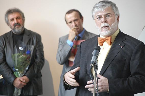 Le Musée d'art contemporain a confié la présidence... (Collaboration spéciale Sylvain Desmeules)