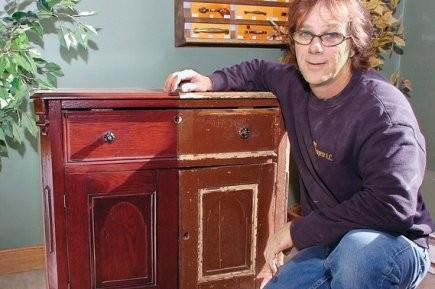 Restaurer pour l 39 amour du bois lise fournier design - Faire l amour sur un meuble ...
