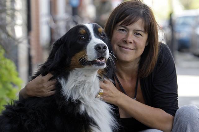 Nadine Gelly a parcouru le Québec de long... (Photo: Robert Mailloux, La Presse)