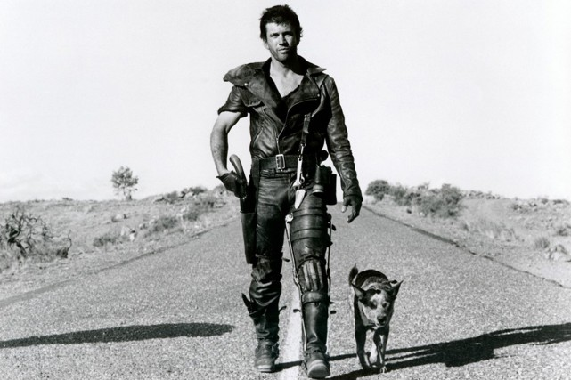 Affiche du film Mad Max 2: Road Warrior.... (Photo Warner Bros.)