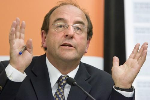 Le directeur national de santé publique, Dr Alain... (Photo: PC)
