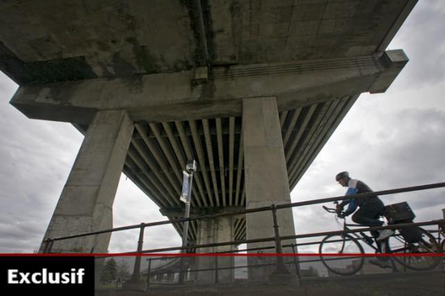 Le Bureau d'audiences publiques sur l'environnement va servir une sévère... (Photo: Patrick Sanfaçon, La Presse)