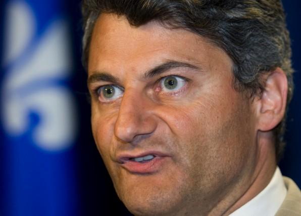 Gérard Deltell s'est réjoui de l'appui de nombreuses... (Archives La Presse Canadienne)