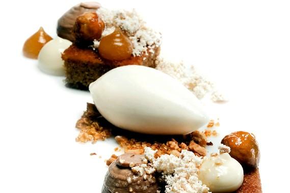 Patrice Demers est un jeune chef pâtissier dont la créativité a littéralement...