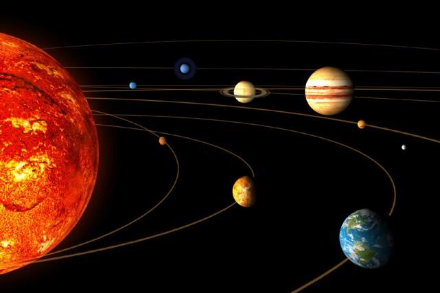 quel age a le systeme solaire