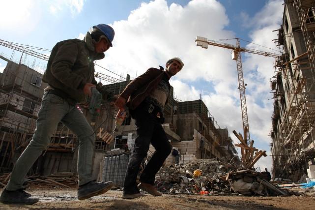 Le ministère israélien de l'Intérieur a autorisé mardi... (Photo: Reuters)