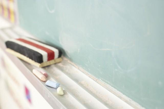 Le Québec n'est pas seul. La vaste majorité des écoles canadiennes ne... (Photothèque: La Presse)