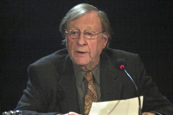 Le sociologue Guy Rocher... (Photo: Armand Trottier, archives La Presse)