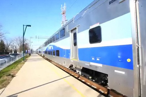 Avec ces nouvelles voitures, l'Agence métropolitaine des transports... (Photo: La Presse)