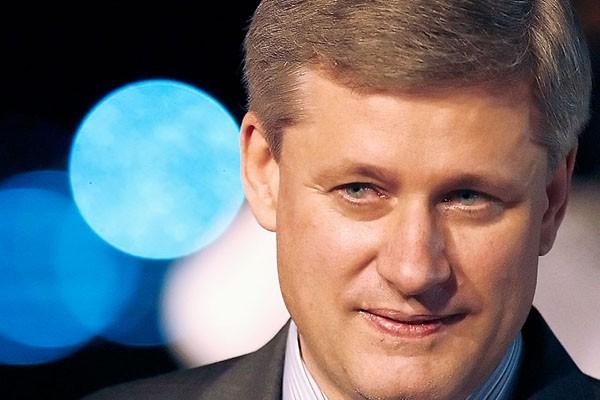 En 2006, le premier ministre Stephen Harper avait... (Photo Reuters)
