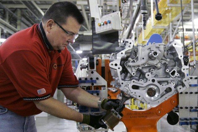 La hausse observée au premier trimestre résulte d'une... (Photo Associated Press)