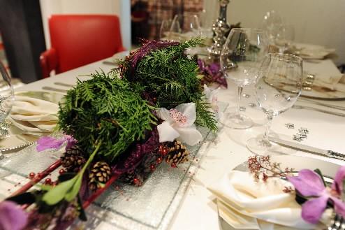 Un centre de table offrir en cadeau lise fournier for Centre de table maison