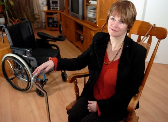 Monique Giroux soutient dans sa poursuite que le... (Photo: François Gervais)
