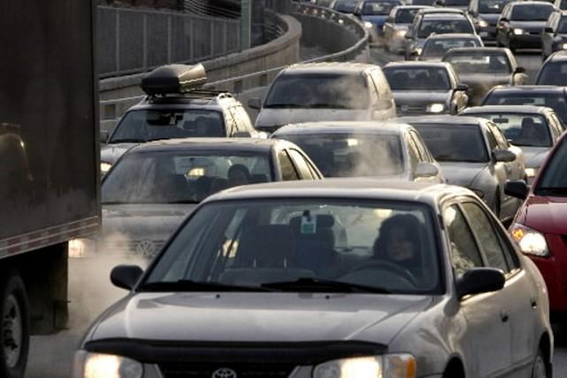 Selon le plus récent bilan d'Environnement Canada, le... (Photo: archives La Presse)